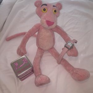 Pink Panther Watch